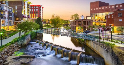 Greenville County Growth Prediction for 2019