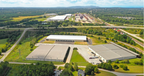 The Inland Distribution Center offering a cost-effective and consistent supply chain