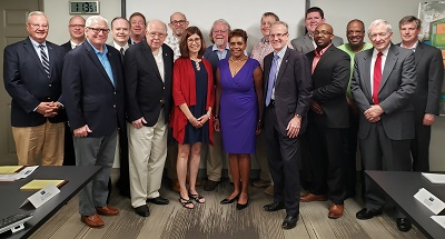 New Officers Named, Three New Directors Added to Greenville County's Economic Development Organization Board